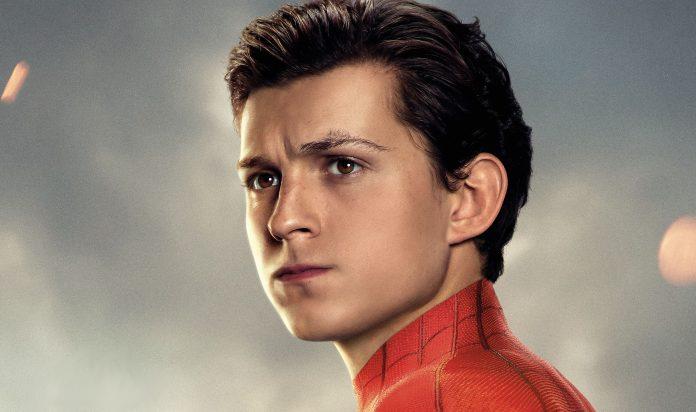 Spider-Man no way home tom holland