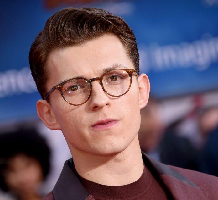 Tom Holland età