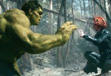 Universo Marvel Hulk Vedova Nera