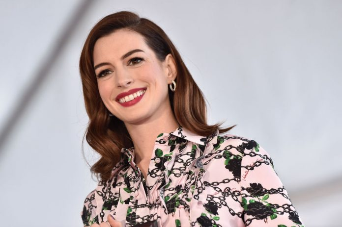 Anne Hathaway oggi