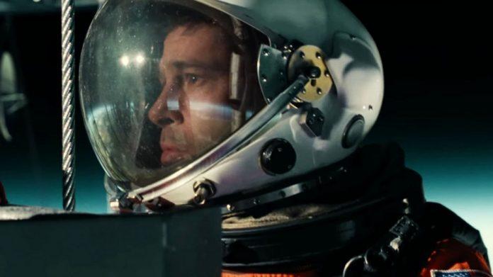 Brad Pitt in Ad Astra di James Gray
