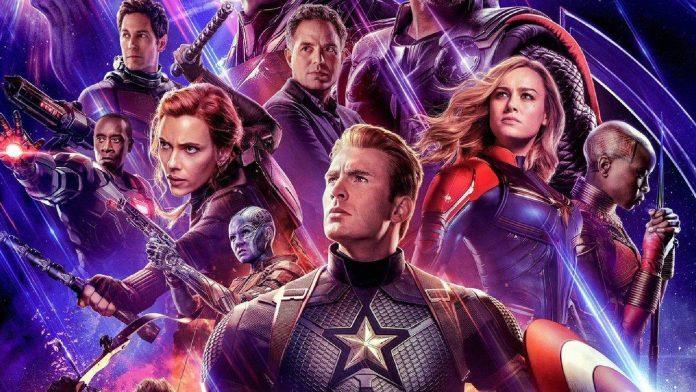 Avengers: Endgame Multiverso Marvel MCU