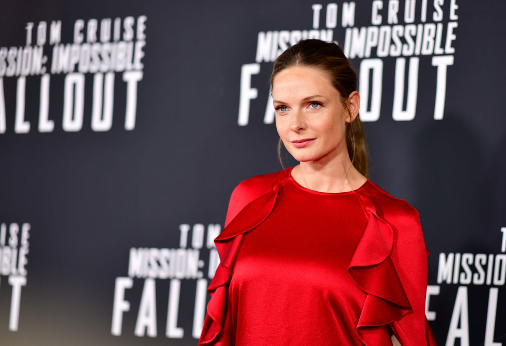 Rebecca Ferguson film
