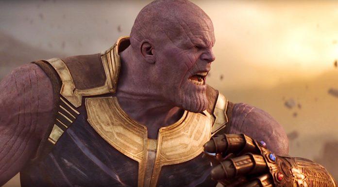 Avengers Thanos marvel