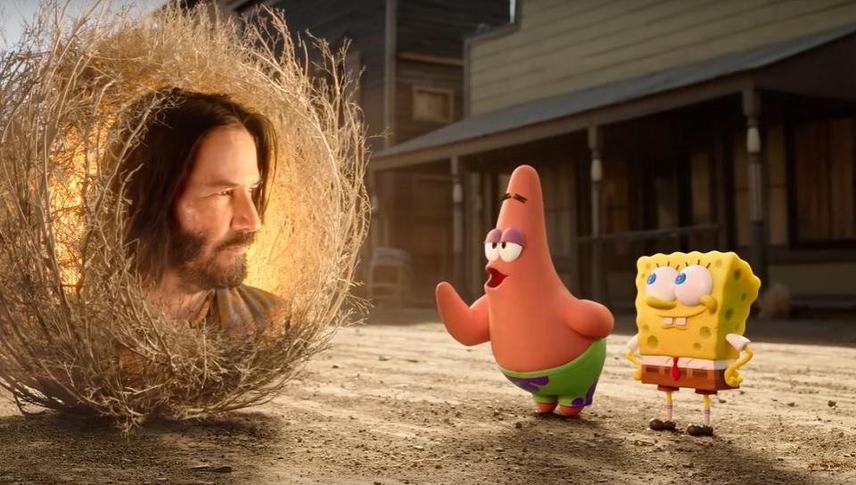 Spongebob Netflix