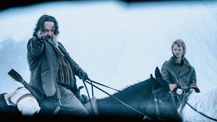 Russell Crowe in True History of the Kelly Gang