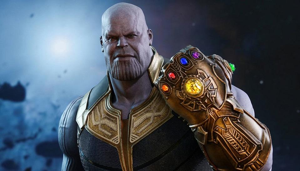 Marvel Thanos Eternals