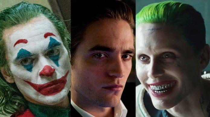 The Batman Joker Robert Pattinson