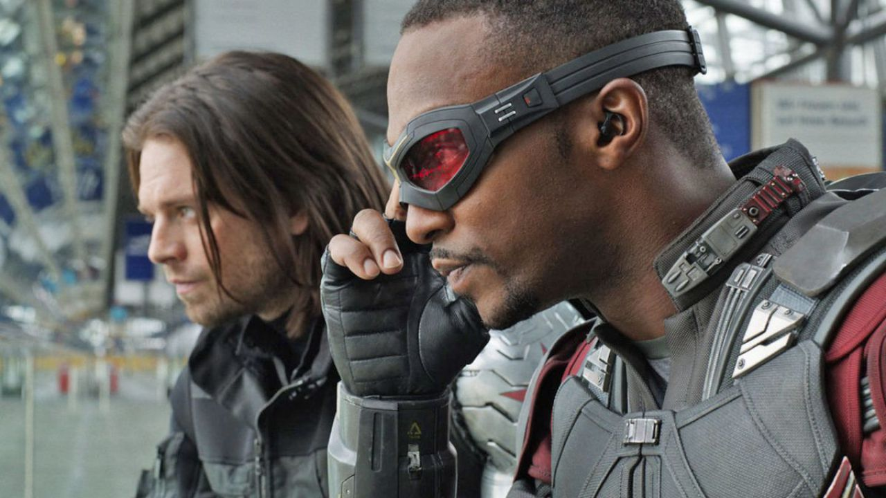 The Falcon and The Winter Soldier Captain America
