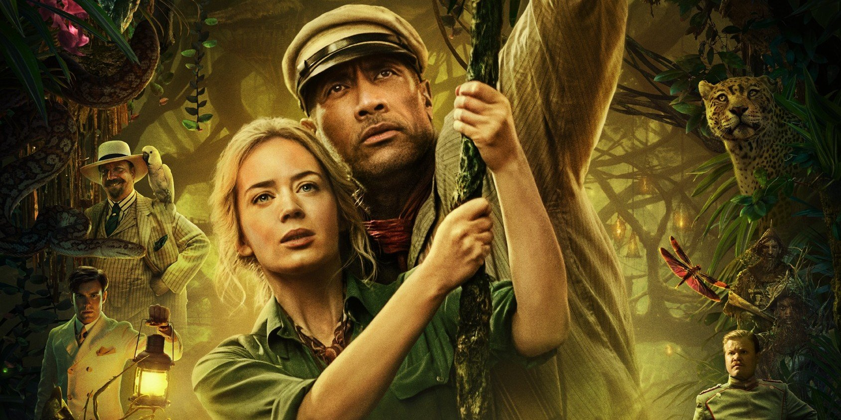 Jungle Cruise, il nuovo trailer del film Disney è pura avventura