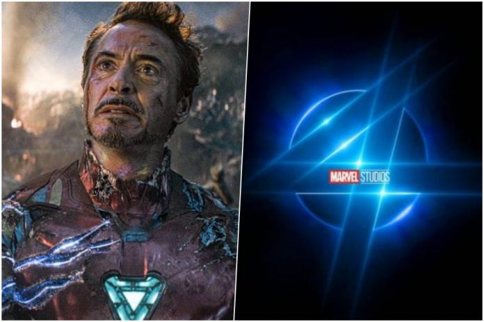 Iron Man Fantastici 4