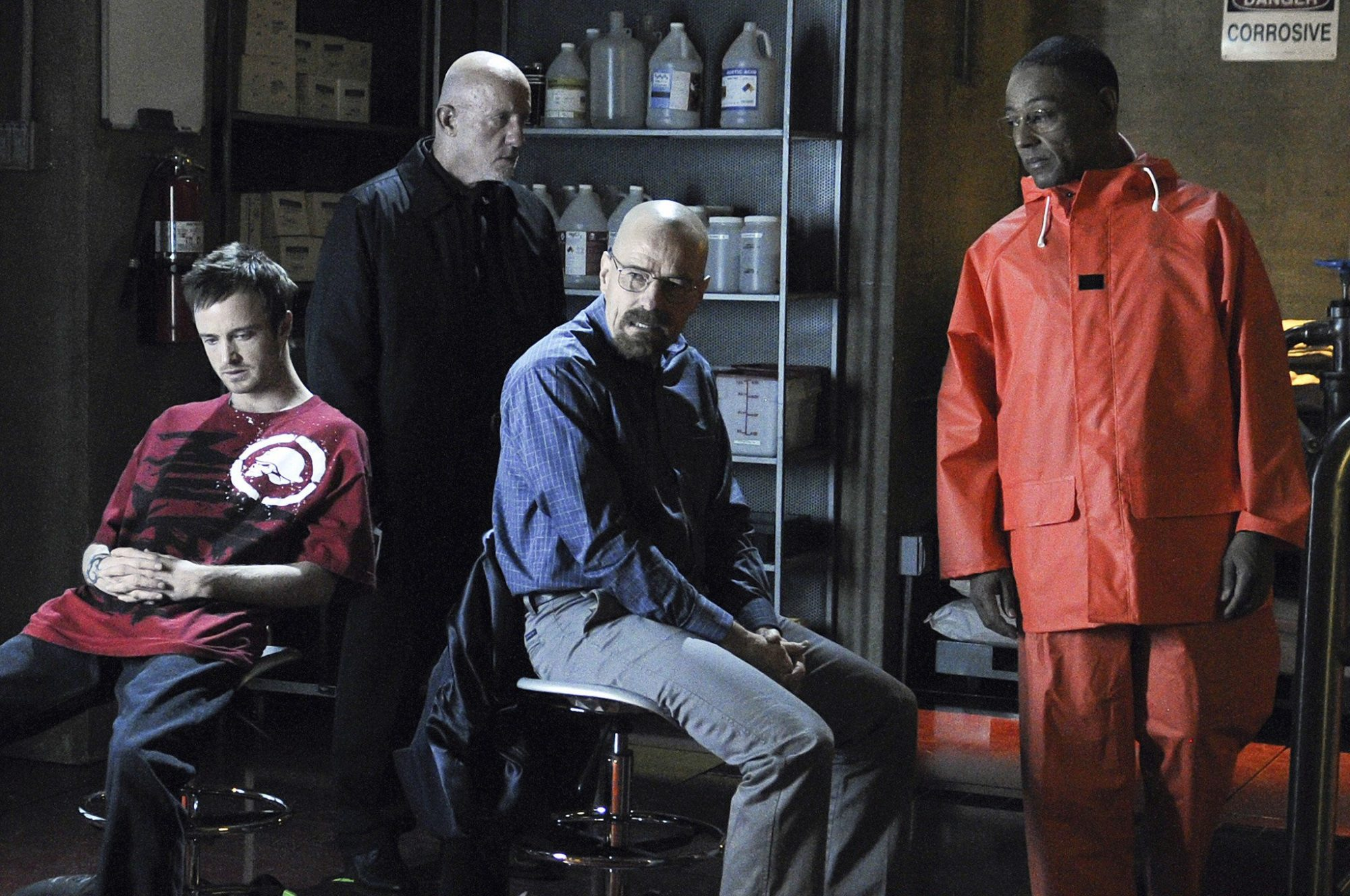 Breaking bad stagione 4 serie tv