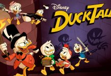 paperino su disney plus ducktales 2017