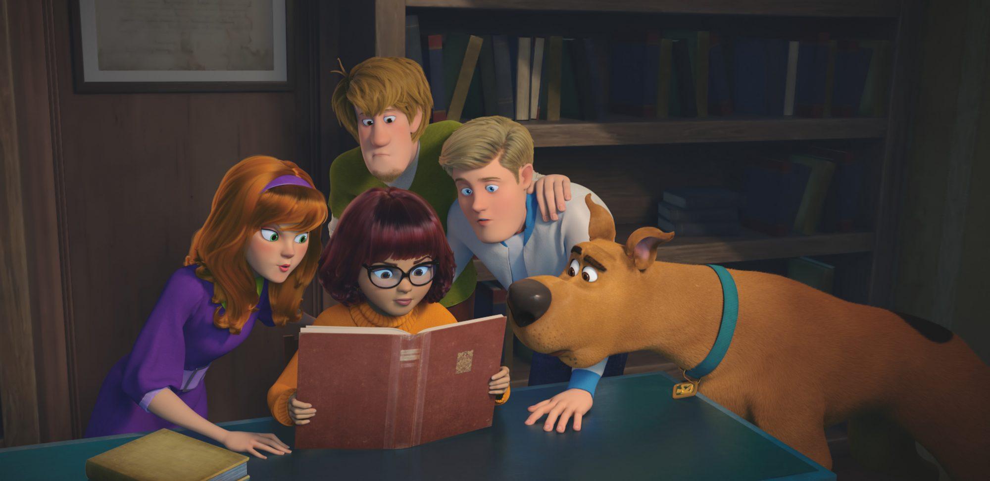 Scooby Doo Filme Zeichentrick Stream