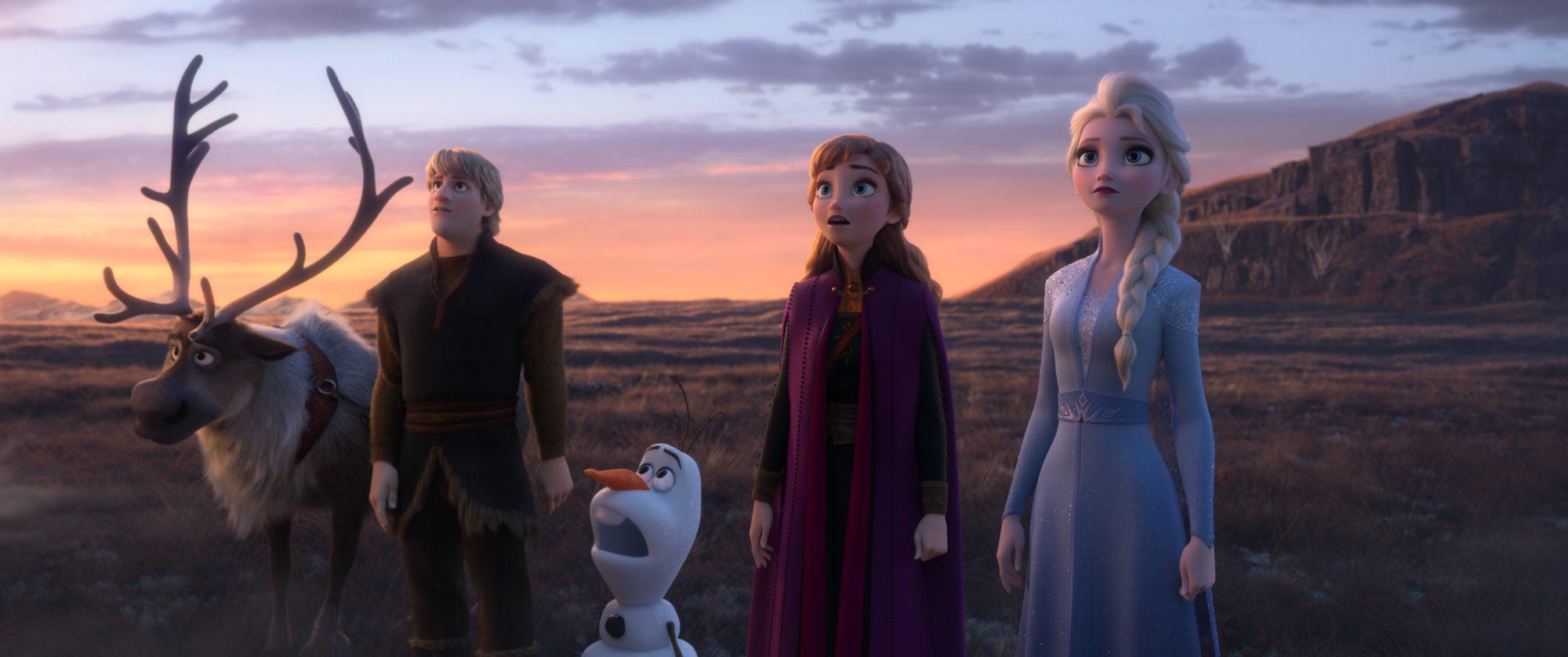 Disney plus settembre 2020 frozen 2