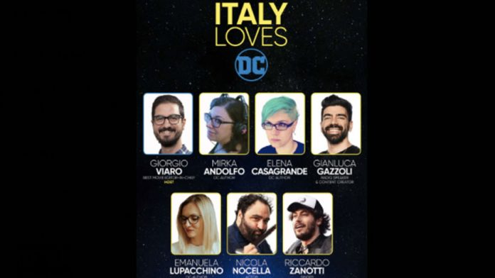 Italy Loves DC