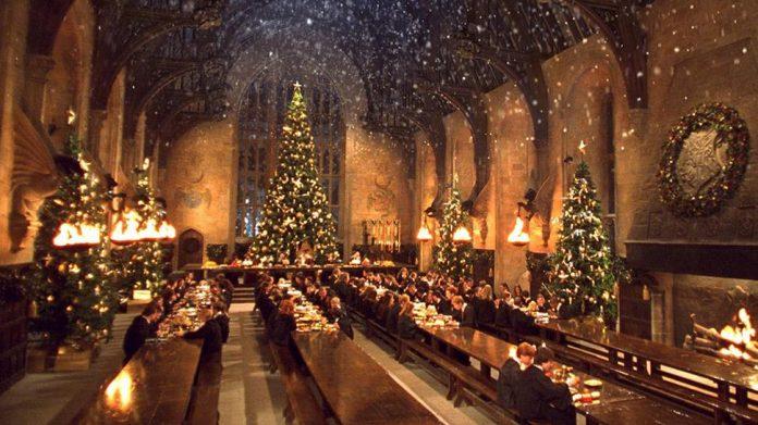 Sala Grande Harry Potter