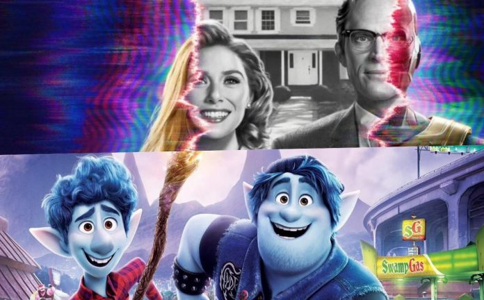 2021 Disney Filme