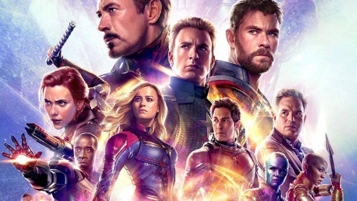 Avengers Marvel MCU