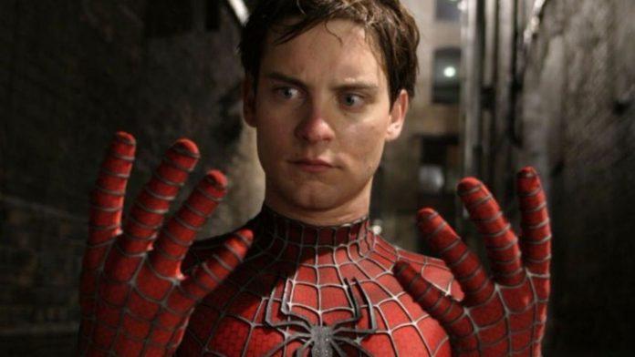 Spider-Man Maguire