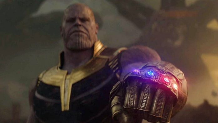 Thanos Guanto dell'Infinito