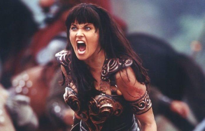 Xena Hercules