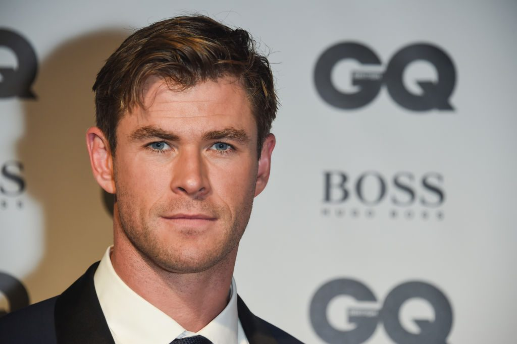 Hugo Boss Chris Hemsworth