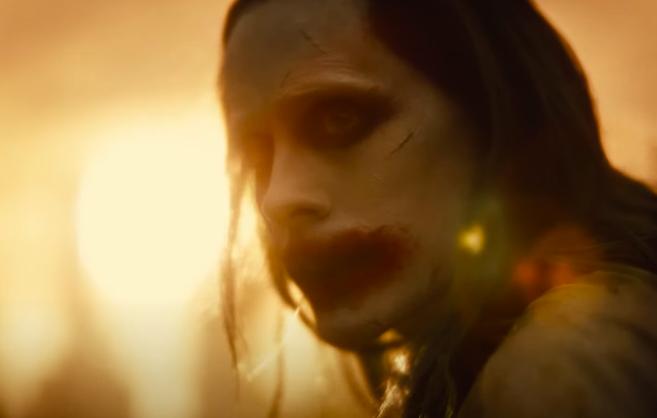 Joker Jared Leto Snyder Cut Justice League