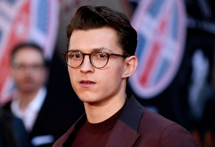 Spider-Man 3 Tom Holland