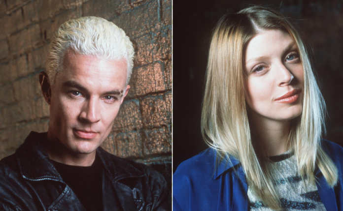 Buffy Spike Tara attori