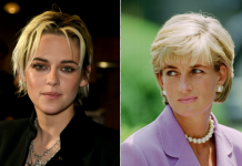 Lady Diana Spencer Kristen Stewart