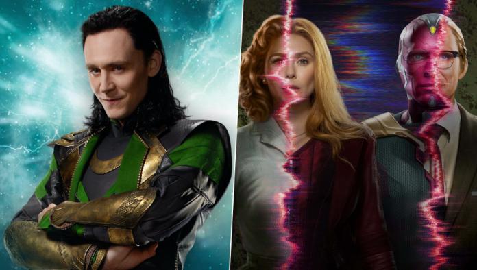 Loki WandaVision