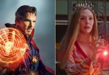 WandaVision Doctor Strange