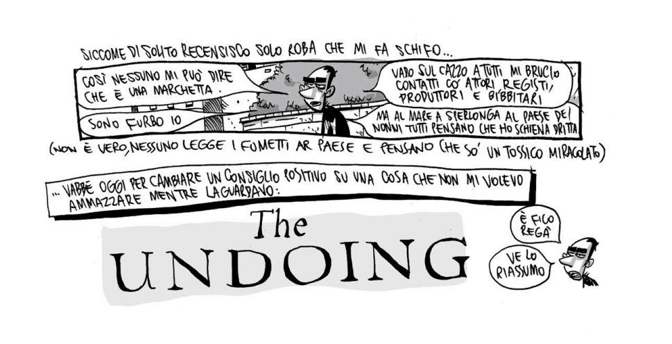 The Undoing Zerocalcare