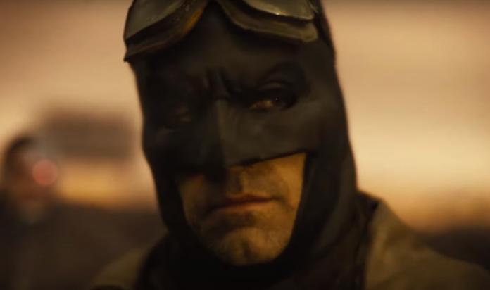 Batman Snyder Cut