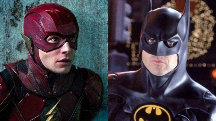 michael keaton insicuro di tornare come batman in the flash