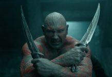 Drax il Distruttore Dave Bautista