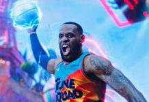 Space Jam: A New Legacy LeBron James