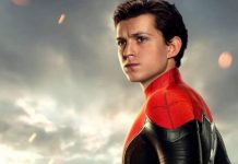 Spider-Man Spiderman no way home tom holland
