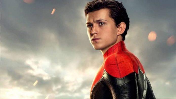 Spiderman no way home tom holland