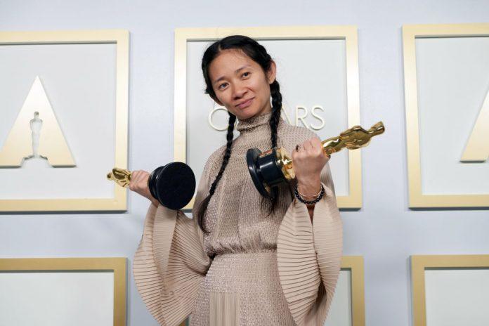 Chloe Zhao Oscar