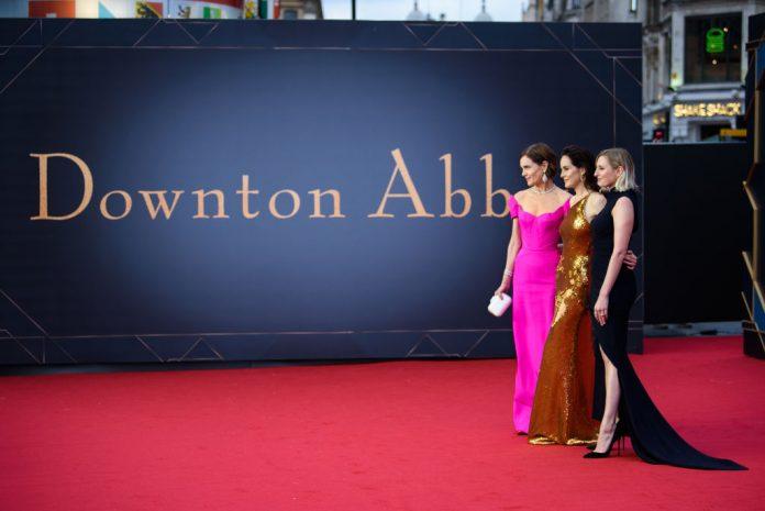 Downton Abbey 2 cast