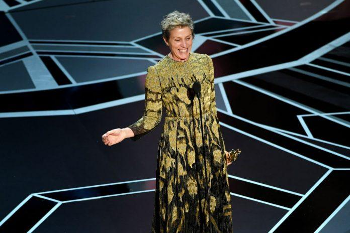 Miglior attrice Oscar 202