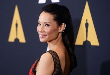 Lucy Liu Shazam! Fury of the Gods