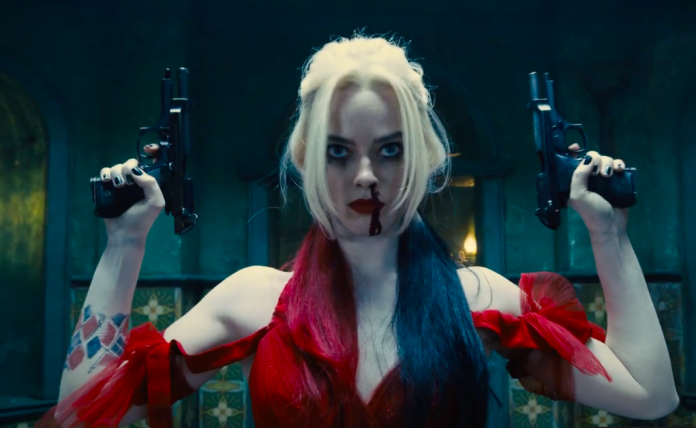 The Suicide Squad Harley Quinn