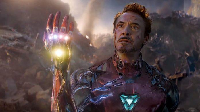 avengers endgame musical su iron man