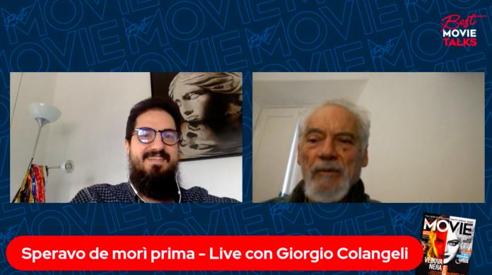 Giorgio Colangeli Best Movie Talks