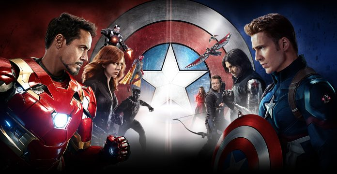 Captain America Sebastian Stan