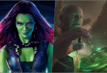 Gamora Thanos What if