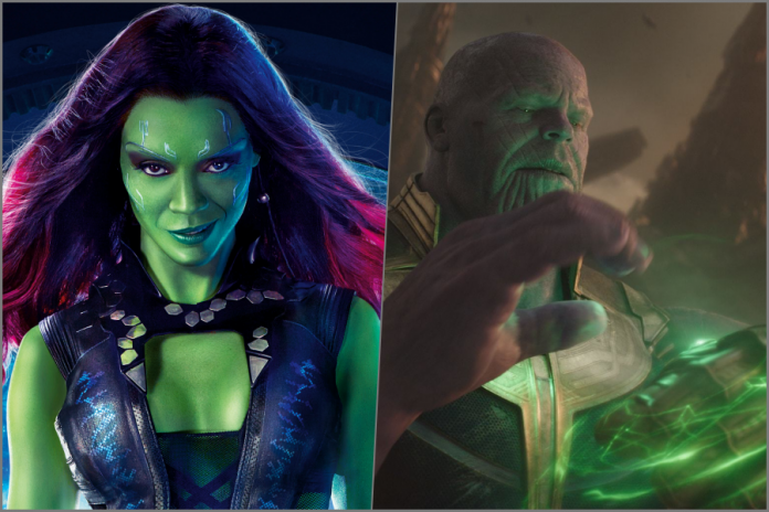 Gamora Thanos What if